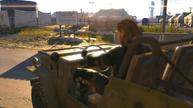 METAL GEAR SOLID V: The Definitive Experience Screenshot 5