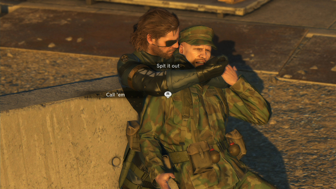 METAL GEAR SOLID V: GROUND ZEROES Screenshot 12