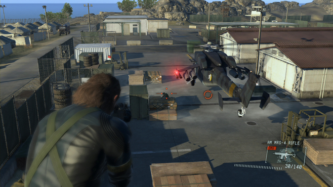 METAL GEAR SOLID V: GROUND ZEROES Screenshot 15