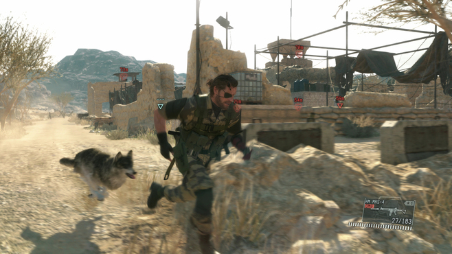 METAL GEAR SOLID V: THE PHANTOM PAIN Screenshot 6