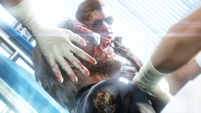 METAL GEAR SOLID V: THE PHANTOM PAIN Screenshot 13