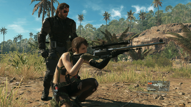 METAL GEAR SOLID V: THE PHANTOM PAIN Screenshot 14