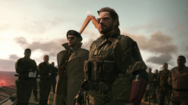 METAL GEAR SOLID V: THE PHANTOM PAIN Screenshot 15