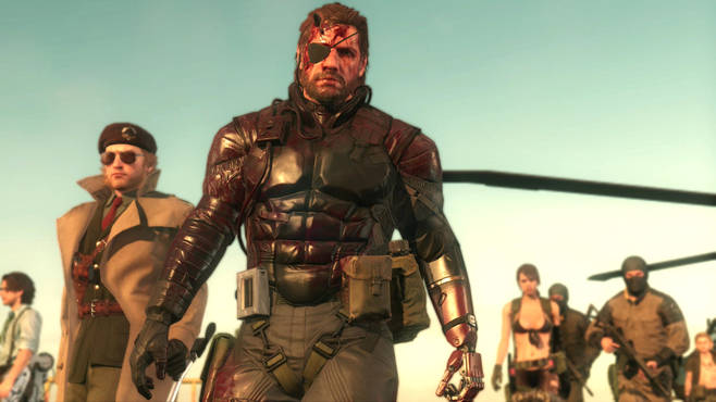 METAL GEAR SOLID V: THE PHANTOM PAIN Screenshot 16