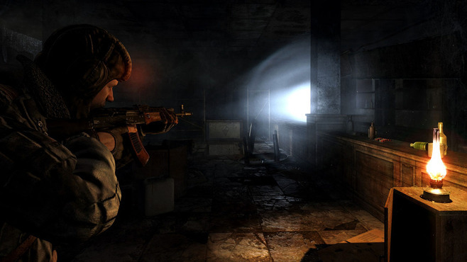 Metro: Last Light Redux Screenshot 2