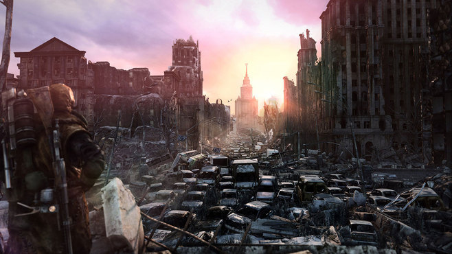 Metro: Last Light Redux Screenshot 11