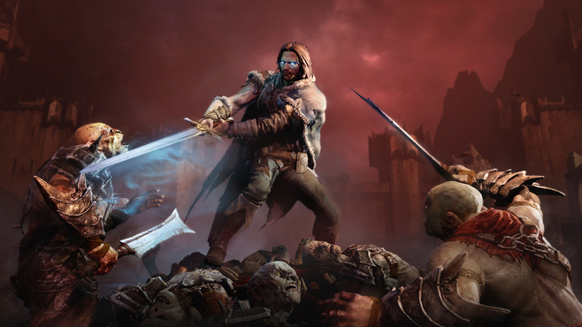 Middle-earth: Shadow of Mordor Game of the Year Edition Screenshot 1
