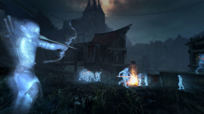 Middle-earth: Shadow of Mordor - Lord of the Hunt Screenshot 2