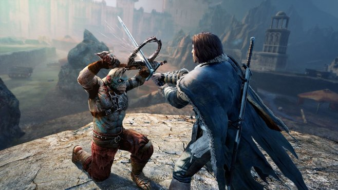 Middle-earth: Shadow of Mordor - Lord of the Hunt Screenshot 3