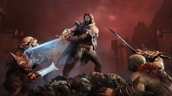 Middle-earth: Shadow of Mordor - The Bright Lord DLC Screenshot 1