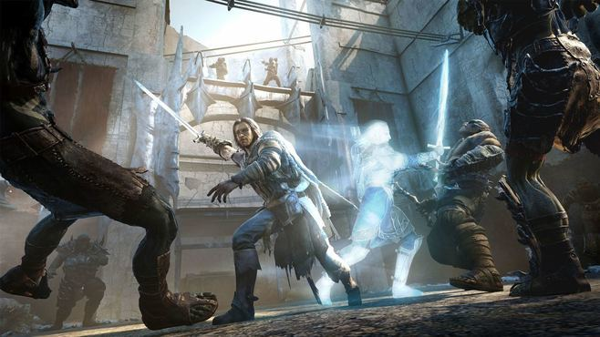 Middle-earth: Shadow of Mordor - The Bright Lord DLC Screenshot 3