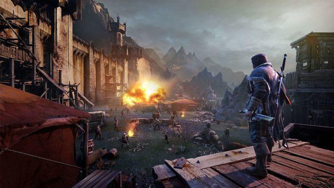 Middle-earth: Shadow of Mordor - The Bright Lord DLC Screenshot 5