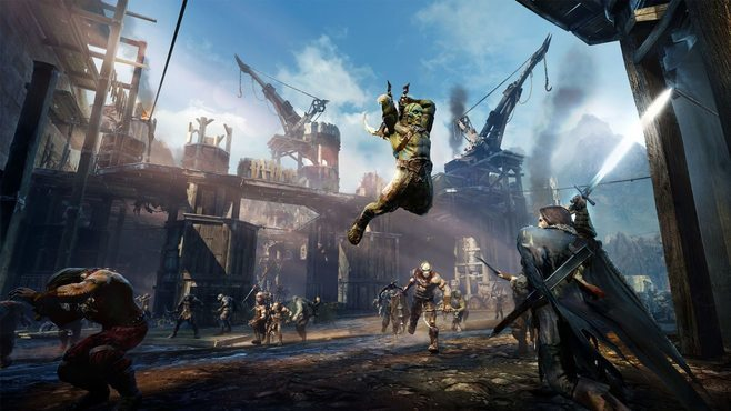 Middle-earth: Shadow of Mordor - The Bright Lord DLC Screenshot 6