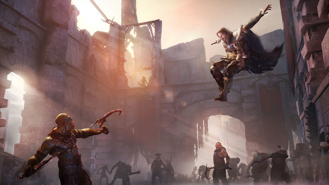 Middle-earth: Shadow of Mordor - The Bright Lord DLC Screenshot 8