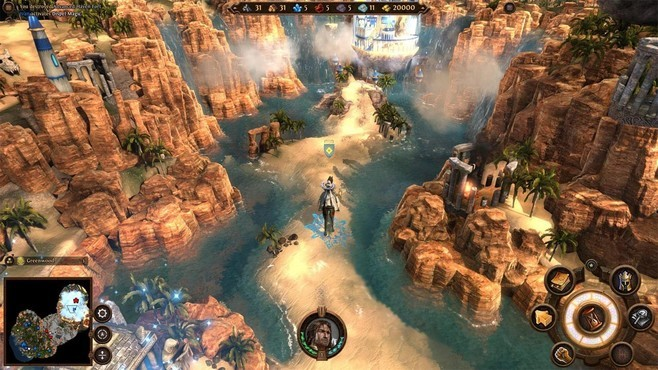 Might & Magic® Heroes® VII Deluxe Edition Screenshot 2