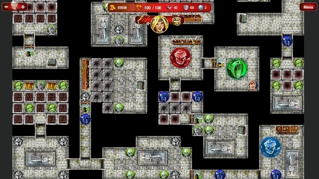 Mighty Dungeons Screenshot 2