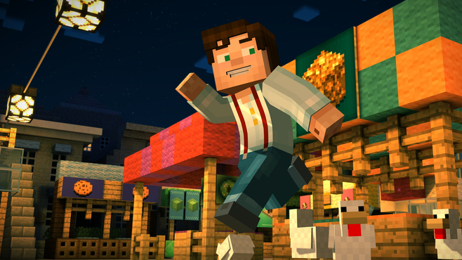 Minecraft: Story Mode - A Telltale Games Series Screenshot 9