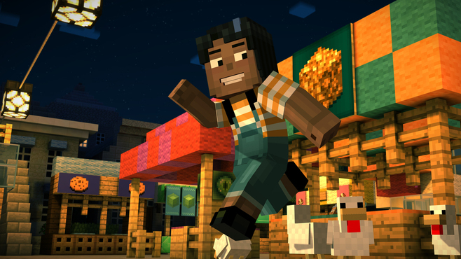 Minecraft: Story Mode - A Telltale Games Series Screenshot 2