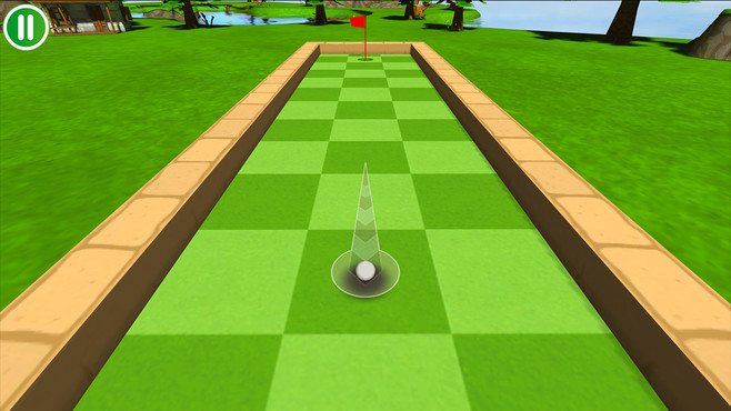 Mini Golf Mundo Screenshot 2