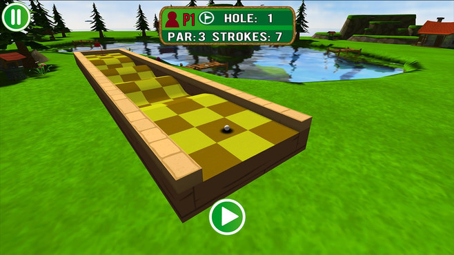 Mini Golf Mundo Screenshot 4