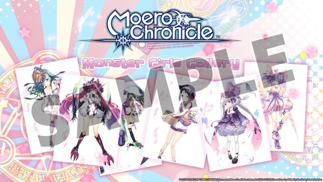 Moero Chronicle - Deluxe Pack Screenshot 4