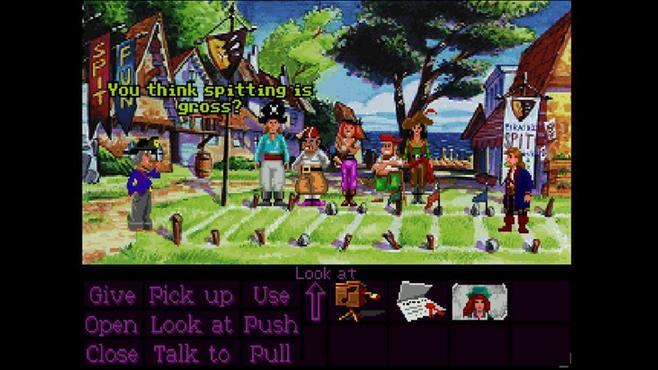Monkey Island™ 2 Special Edition: LeChuck's Revenge™ Screenshot 2
