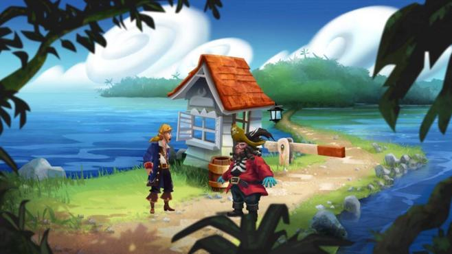 Monkey Island™ 2 Special Edition: LeChuck's Revenge™ Screenshot 6