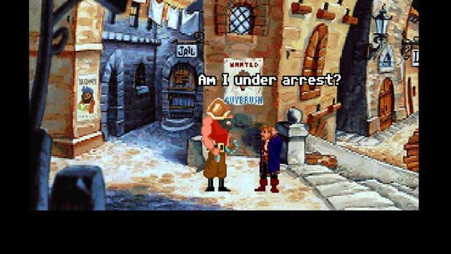 Monkey Island™ 2 Special Edition: LeChuck's Revenge™ Screenshot 8