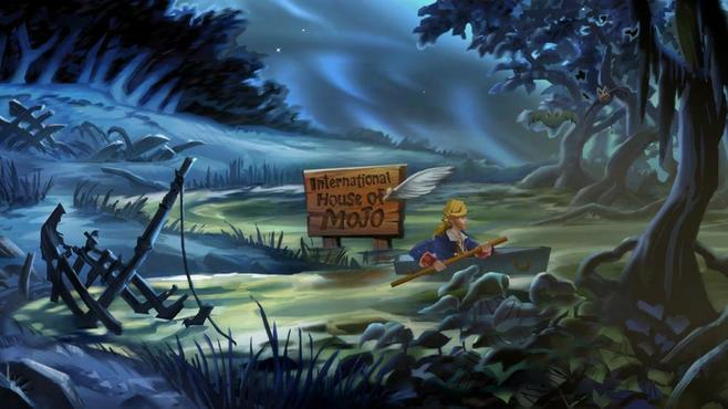 Monkey Island™ 2 Special Edition: LeChuck's Revenge™ Screenshot 9