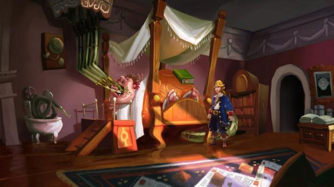 Monkey Island™ 2 Special Edition: LeChuck's Revenge™ Screenshot 10