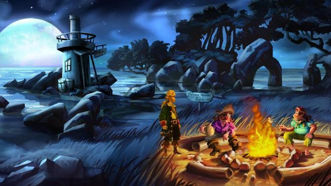 Monkey Island™ 2 Special Edition: LeChuck's Revenge™ Screenshot 11