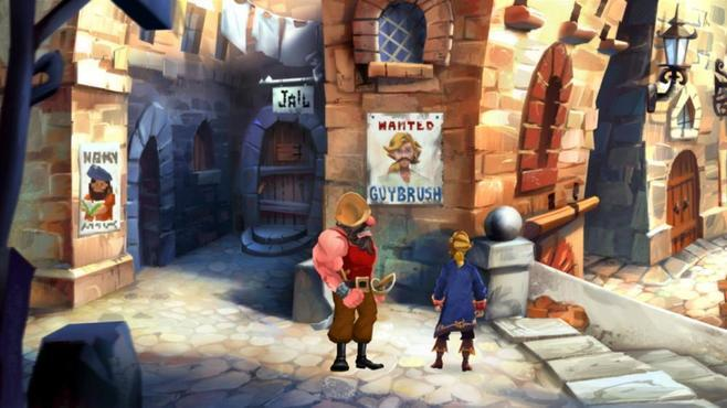 Monkey Island™ 2 Special Edition: LeChuck's Revenge™ Screenshot 12
