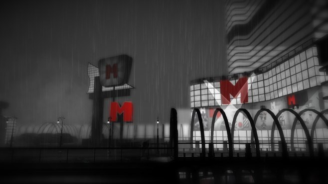 Monochroma Screenshot 1