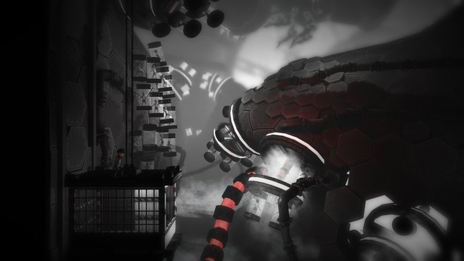 Monochroma Screenshot 7