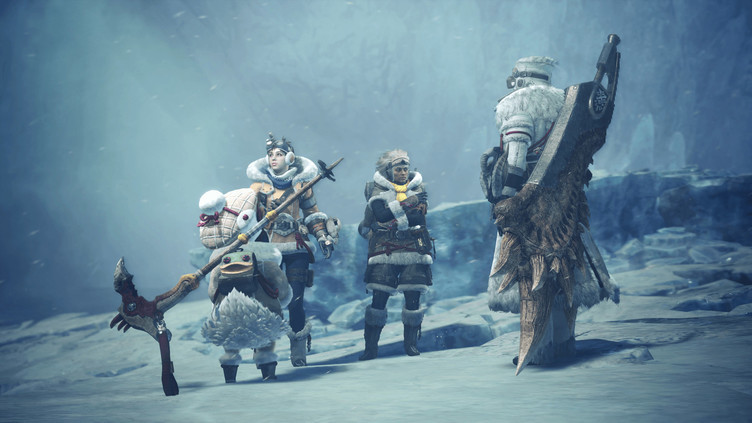 Monster Hunter World: Iceborne Screenshot 1