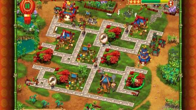 Monument Builders: Great Wall of China Screenshot 5