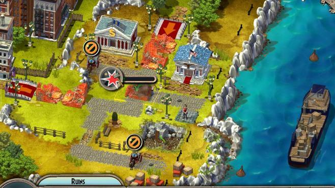 Monument Builders: Statue of Liberty Screenshot 4