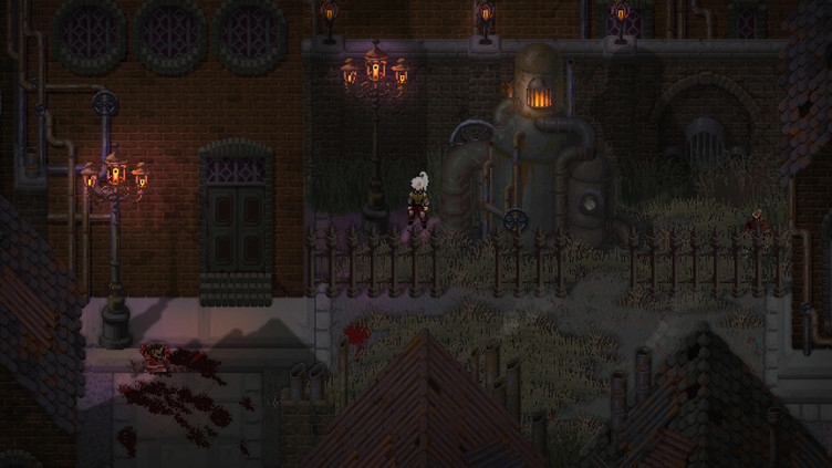 Morbid: The Seven Acolytes Screenshot 2