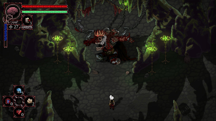 Morbid: The Seven Acolytes Screenshot 3