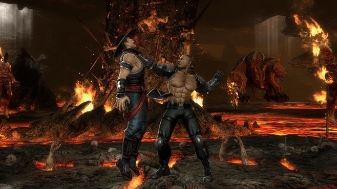 Mortal Kombat Komplete Edition Screenshot 1