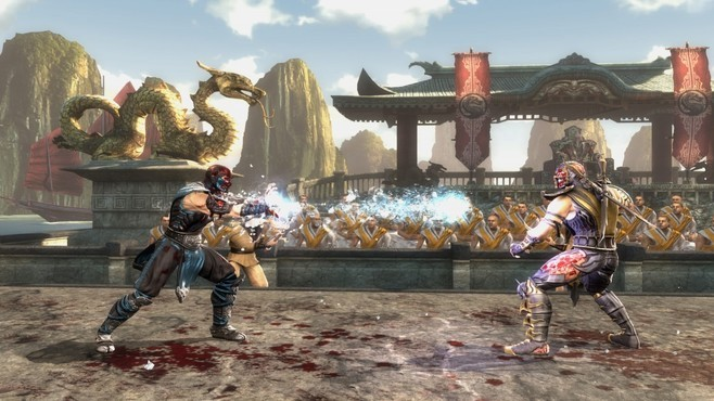 Mortal Kombat Komplete Edition Screenshot 4