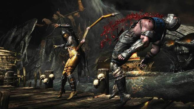 Mortal Kombat X Premium Edition Screenshot 4