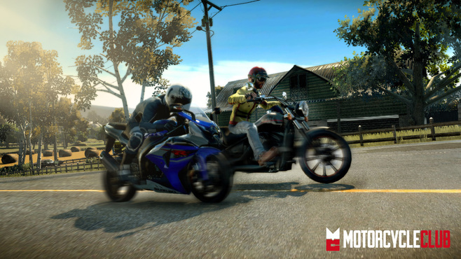 Motorcycle Club Screenshot 4