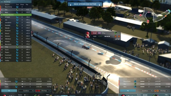 Motorsport Manager - Challenge Pack Screenshot 2