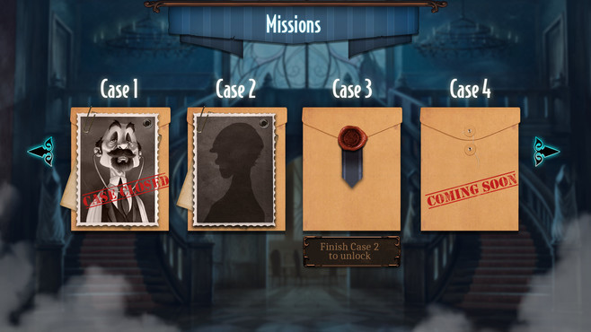 Mysterium: A Psychic Clue Game Screenshot 2