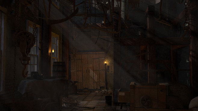 Nancy Drew: Ghost of Thornton Hall Screenshot 3