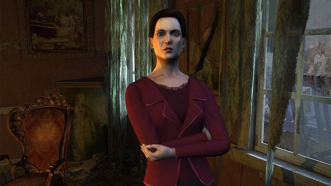 Nancy Drew: Ghost of Thornton Hall Screenshot 4
