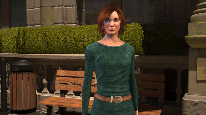 Nancy Drew: The Silent Spy Screenshot 2