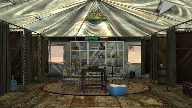Nancy Drew: Tomb of the Lost Queen Screenshot 5