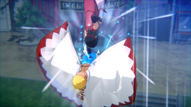 NARUTO STORM 4 : Road to Boruto Expansion Screenshot 4